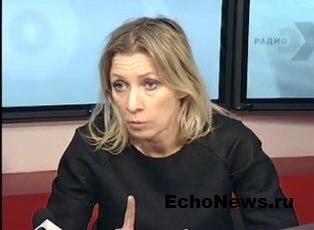 Обзор EchoNews #44: «Паноптикум: Захарова Мария – поэт и гражданин!»